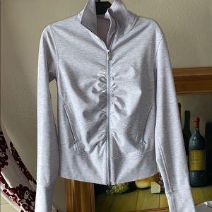 Lululemon gray jacket size 4